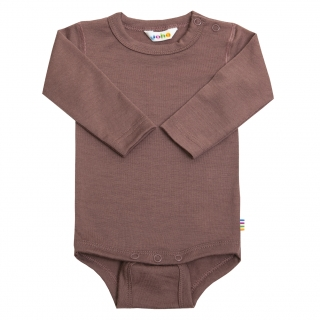 Body merino JOHA - burgundy